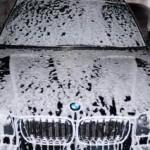 samochodowe kosmetyki w myjni